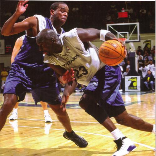 Michael Jordan Returns To NBA At Trask Coliseum October 9