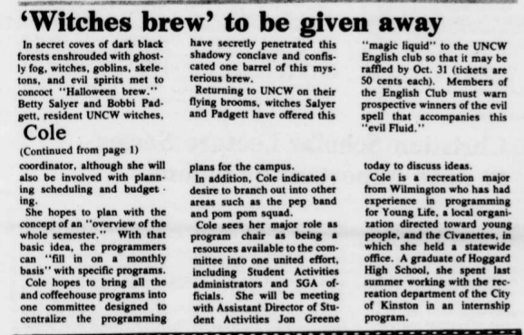 The Seahawk, October 11, 1978