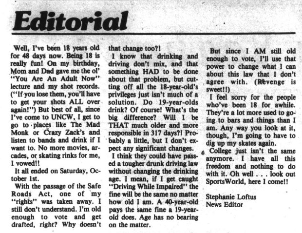 The Seahawk, October 6, 1983
