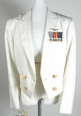 CF1996 093 0001 Uniform, Coast Guard image