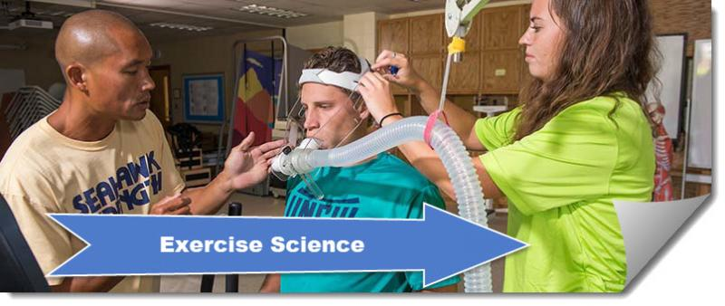 Click to view the exercise science guide