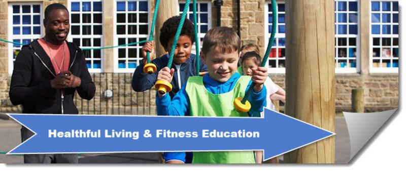Click to view the Healthful Living & Fitness Education guide