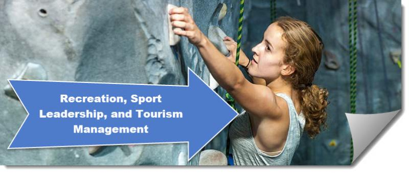 Click to view the guide for Recreation, Sport Leadership, and Tourism Management