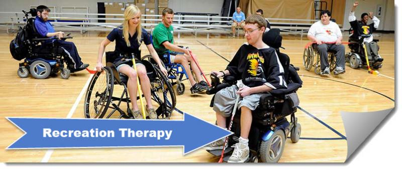Click to view the guide for recreation therapy