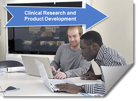 Link to Clinical Research and Product Development Guide
