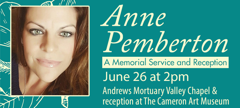 Memorial Service and Reception for Anne Pemberton