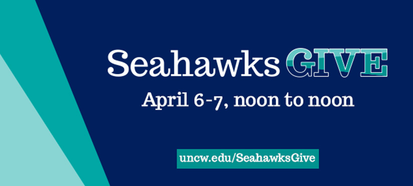 Seahawks Give April 6-7, noon to noon
