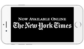 NYTimes Online Access for UNCW