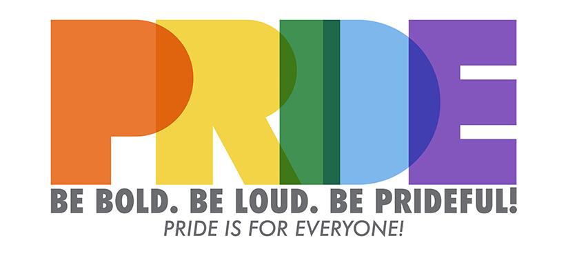 PRIDE is for EVERYONE! eDisplay