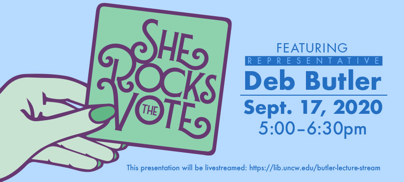 She Rocks the Vote: Celebrating the 100th Anniversary of the 19th Amendment
