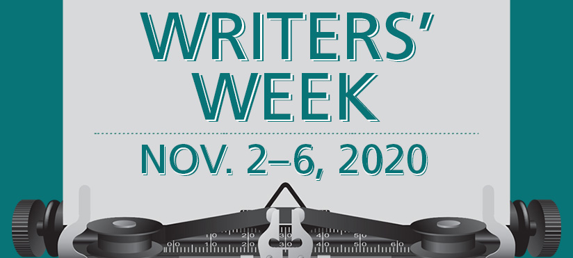 Writers' Week 2020