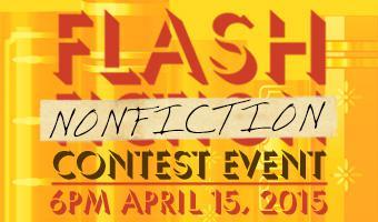 Flash Nonfiction 2015- The Event