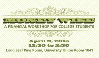 Money Wise - A Financial Workshop for College Students