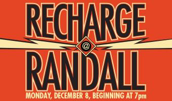 Recharge at Randall - Massages and Food for Students During Finals