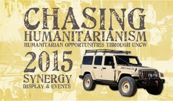 Synergy Common Reading Chasing Humanitarianism