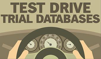 Try out our test databases