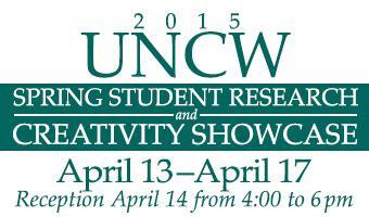 Honors Undergraduate Research and Creativity Showcase 2015
