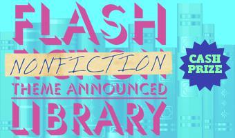 Flash NONFICTION 2015 - Theme Announcement