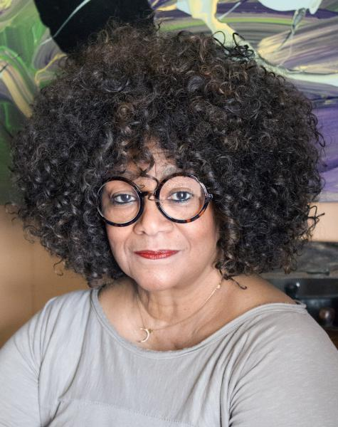A portrait of Jaki Shelton Green