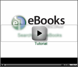 eBooks on Ebsco Screenshot