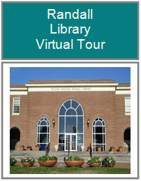 Click here for virtual tour of Randall Library