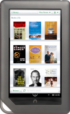 Nook Color eReader