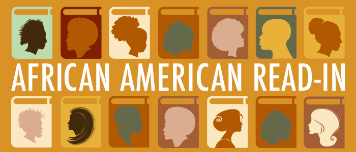 African American Read-In banner