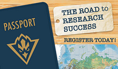 Graduate student workshops: the road to research success