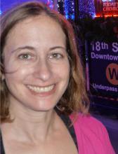 Photo of Adina Riggins 2011