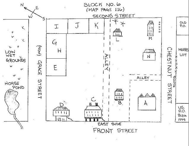 Nicholas w schenck diary for 116 john street floor plan